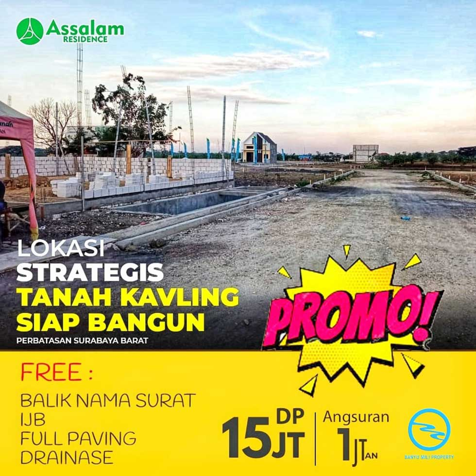 promo assalam residence